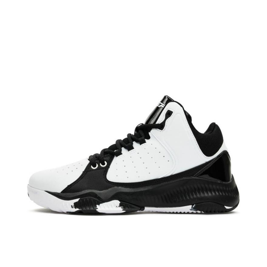 特步 减震防滑实战篮球鞋 982319121101