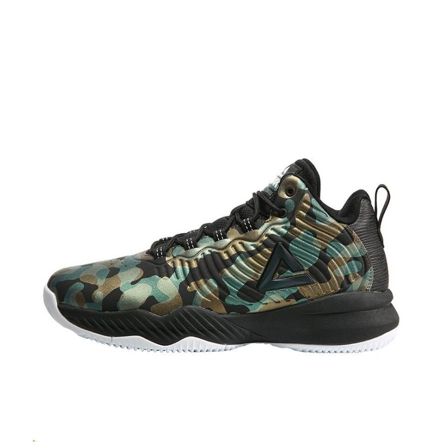 匹克 耐磨防滑篮球鞋 E93591A