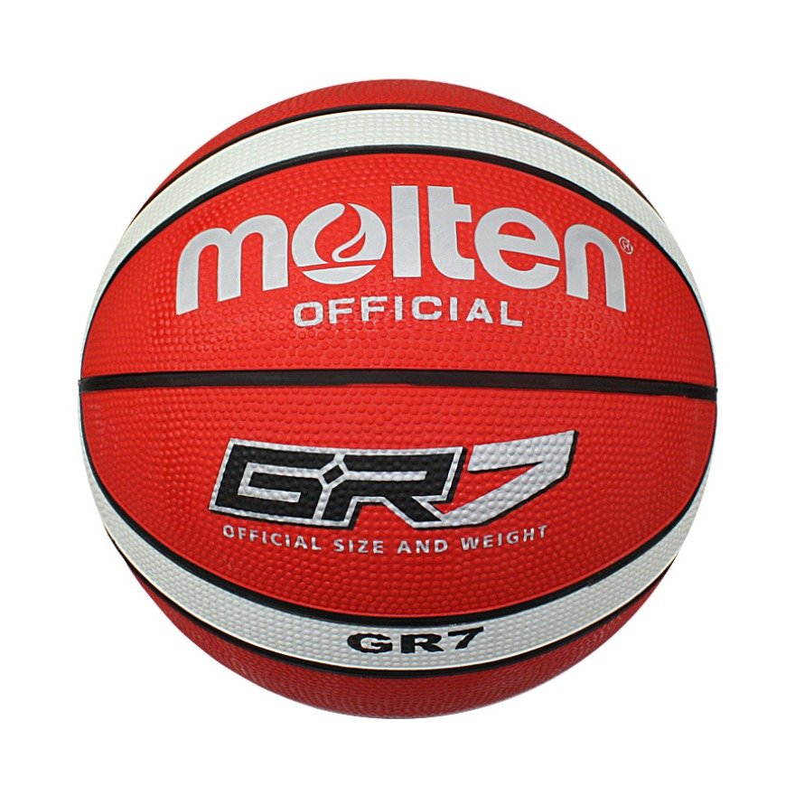 Molten FIBA认证系列7号橡胶篮球 GR7
