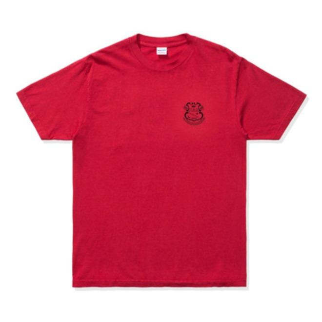 UNDEFEATED INVICTUS S/S TEE 圆领短袖T恤