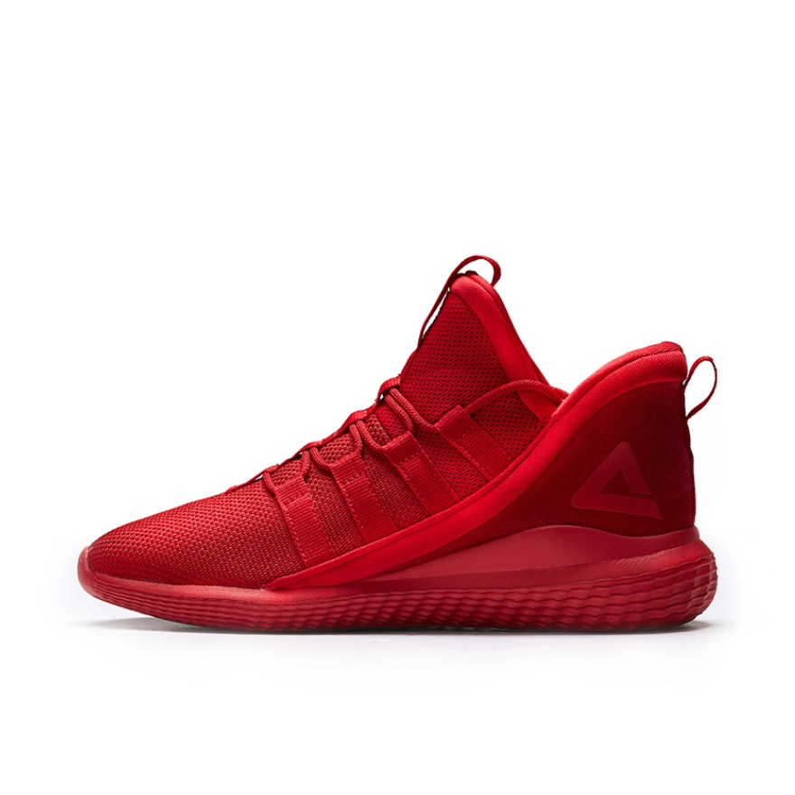 匹克 篮球休闲鞋 E81017E