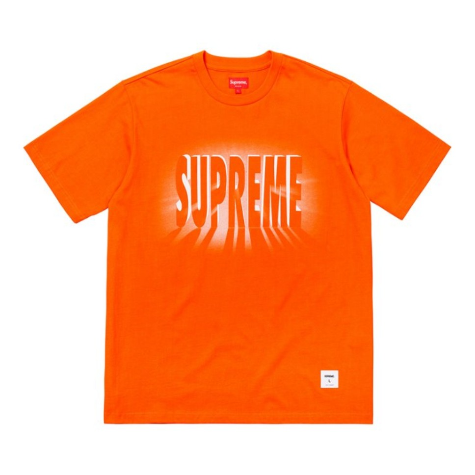 Supreme Light FW18 Top 18FW TEE FW18KN62