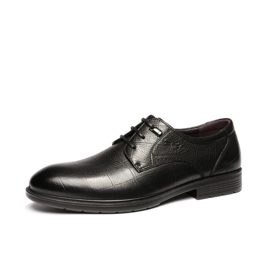红蜻蜓 休闲皮鞋 WTA8544