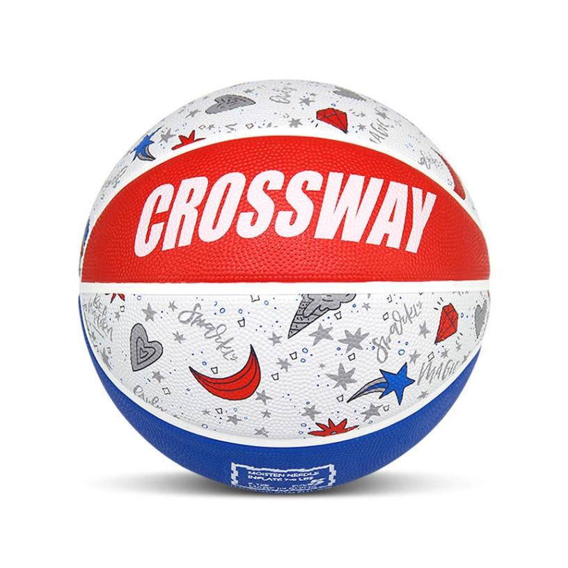crossway/克洛斯威  室外耐磨 5号 橡胶篮球