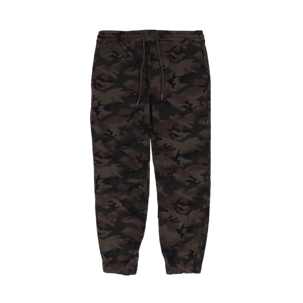 H&M AW20 棉布慢跑休闲长裤 0853740