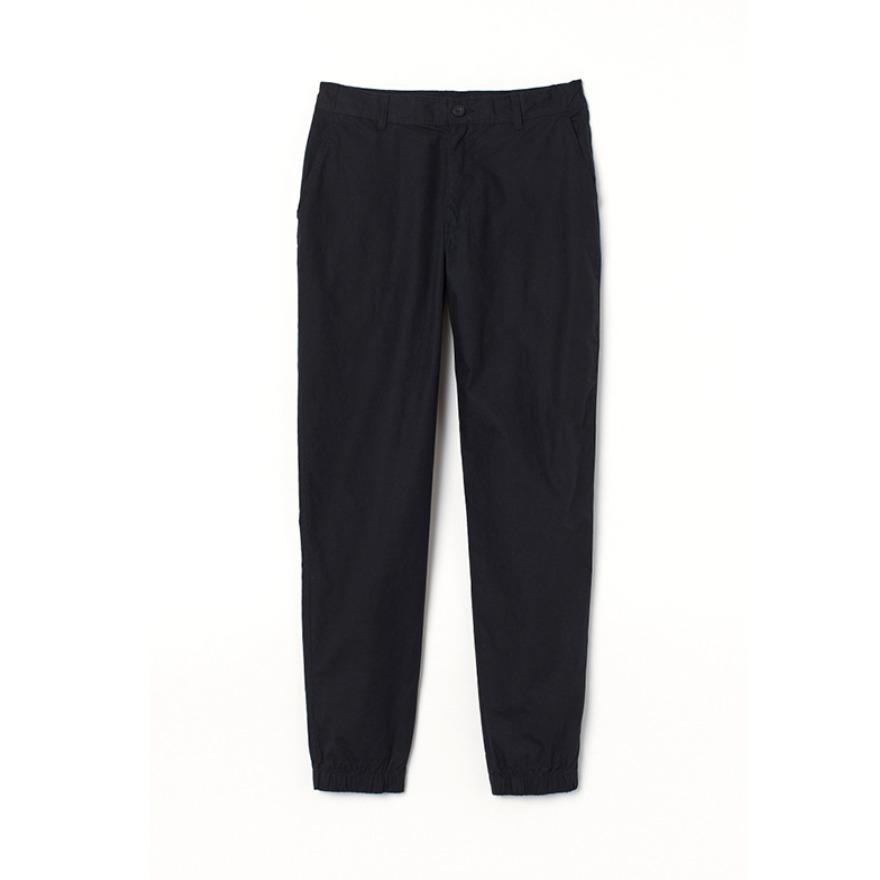 H&M SS20 透气棉质慢跑长裤 0807774
