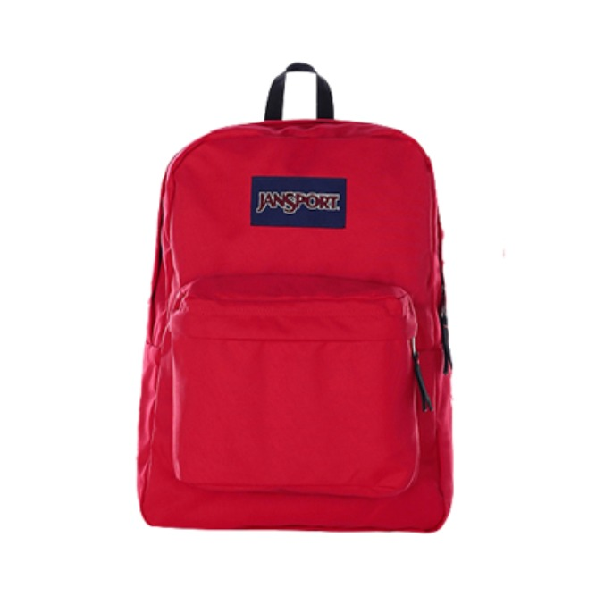 JanSport/杰斯伯 双肩包学生书包男女生休闲校园背包 T5015XP