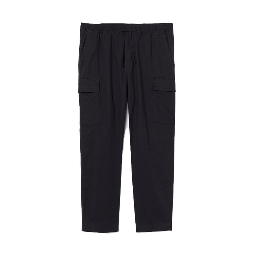 H&M SS20 棉府绸慢跑工装裤 HM0863967