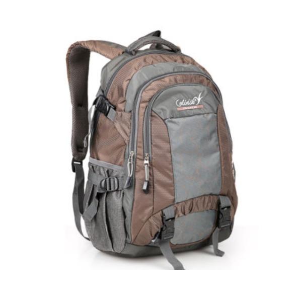 OLIDIK/奥利·帝克 裂纹户外运动休闲旅行大容量登山包旅行包双肩包 2339