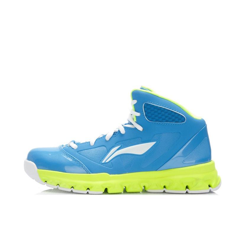 李宁 耐磨防滑 篮球鞋 ABPK045