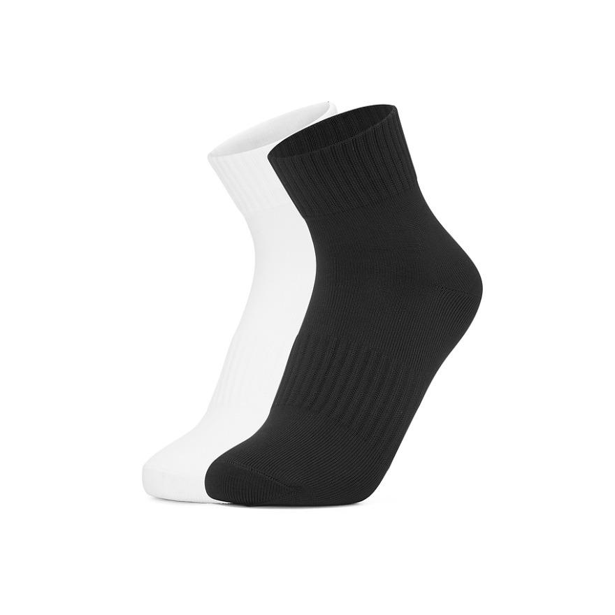 Skechers/斯凯奇 2021新款男子简约舒适休闲运动短筒袜 L321U081