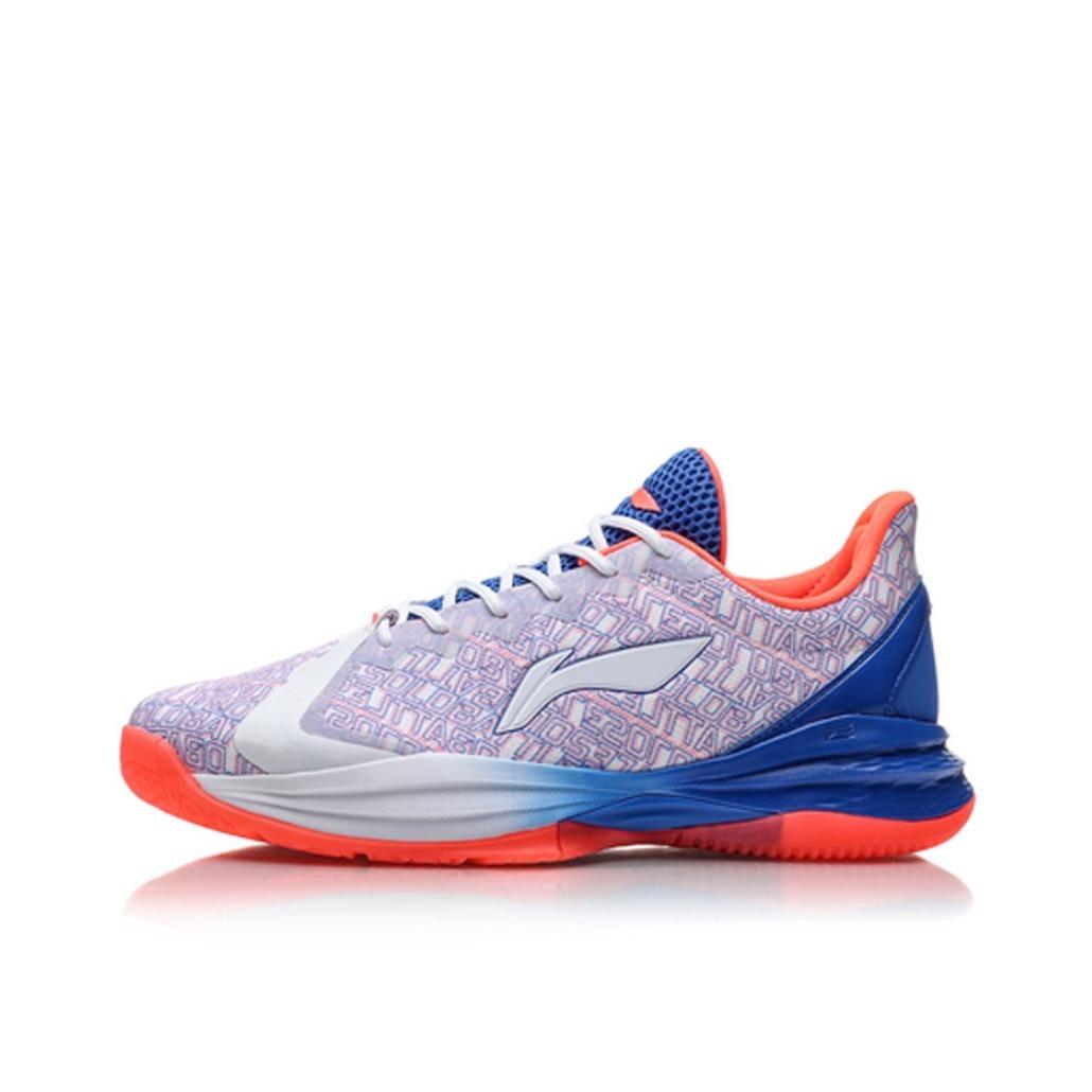 李宁 减震防滑篮球鞋 ABCP035
