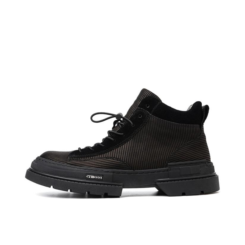 Hart Davis 休闲复古 工装靴 YS1011-1