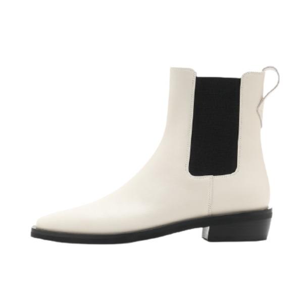 思加图 方头 切尔西靴 D2592DD1