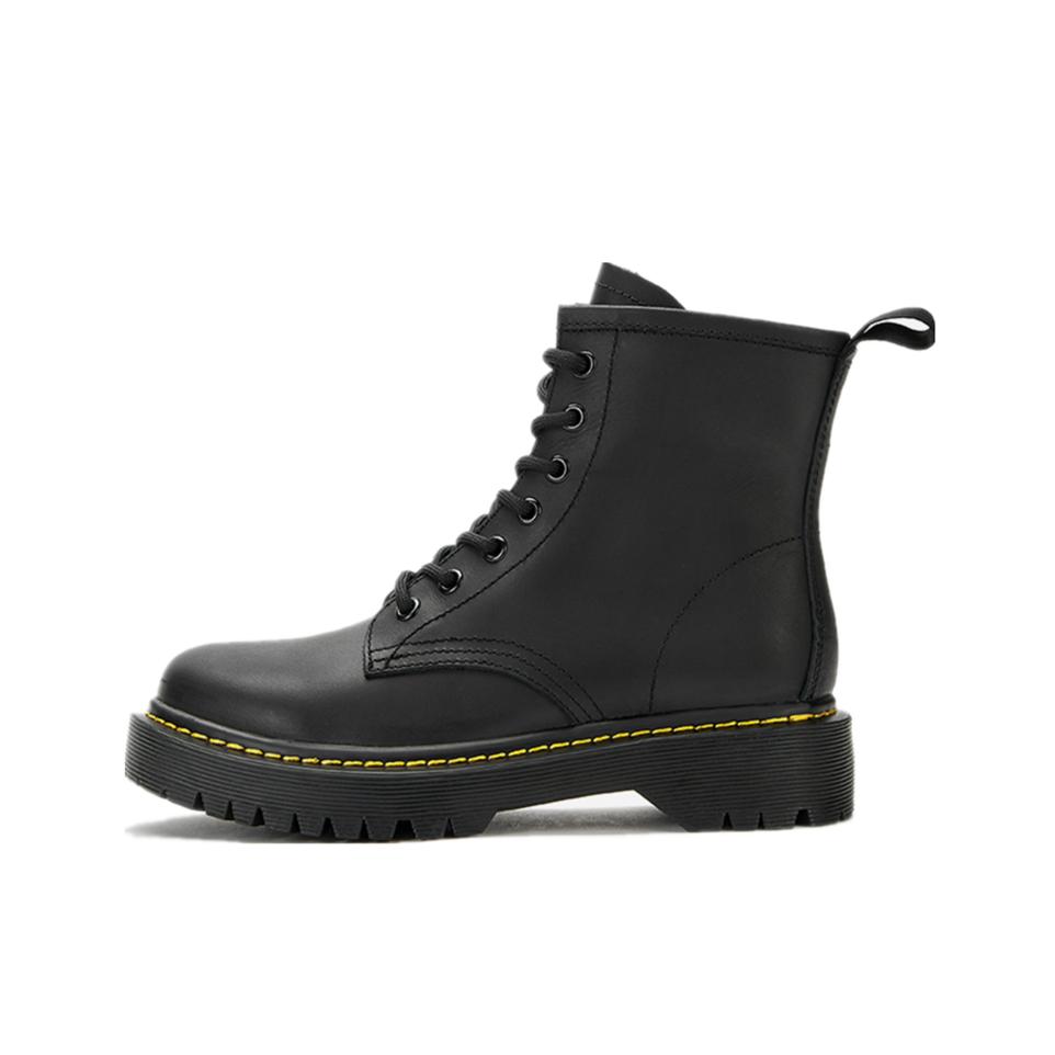 热风 马丁靴 H95W0422