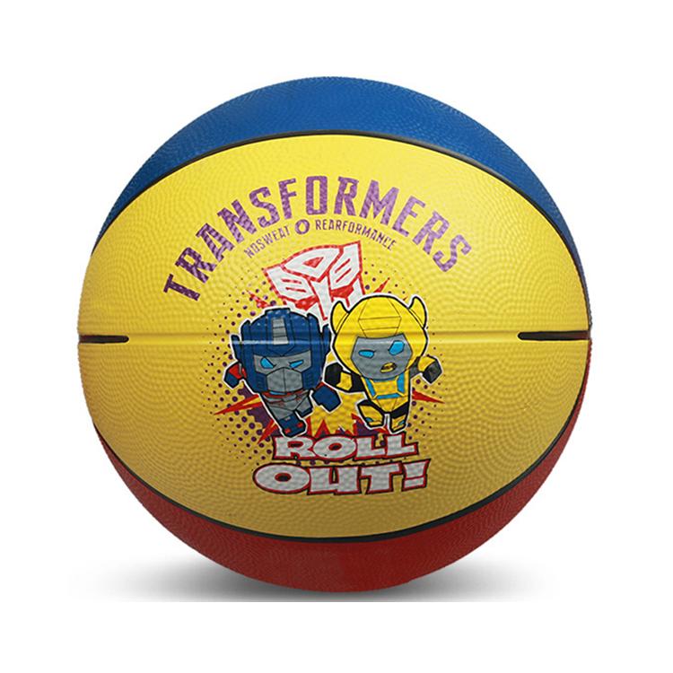 PROSELECT 变形金刚联名系列 5号橡胶篮球