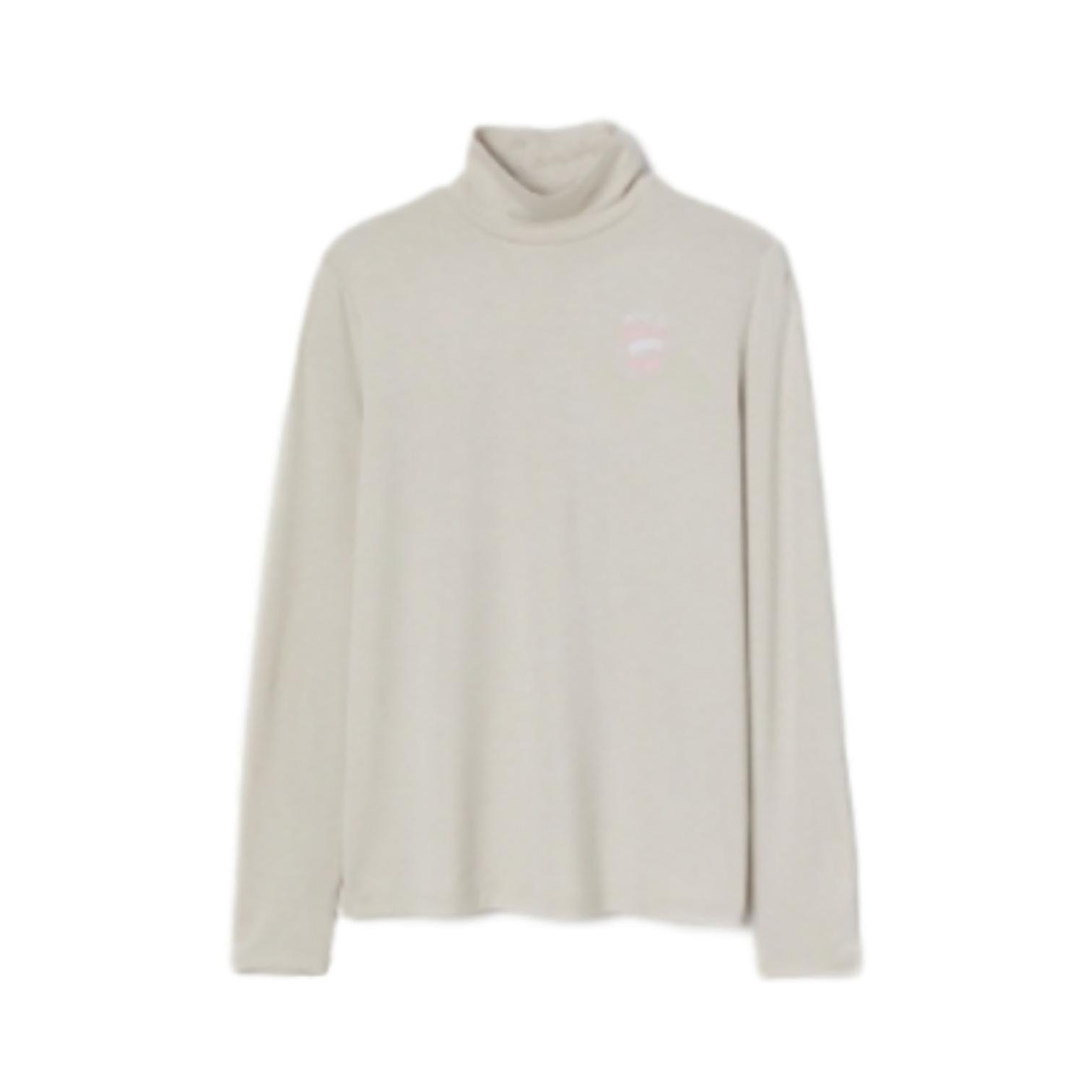 H&M DIVIDED高领打底长袖T恤 0935939